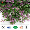 싼 UV 저항하는 자주색 잎 SGS 세륨을%s 가진 인공적인 회양목 산울타리 매트