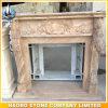 Stone giallo Fireplace Mantel da vendere Antique Design