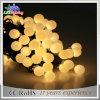 LEDの球ストリング屋外の装飾の多彩な休日のクリスマスの照明