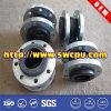 Joints de dilatation en caoutchouc de Simple-Voûte avec la bride de flottement (SWCPU-R-J002)