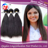 Человеческие волосы Weft ранга 7A бразильские Remy Virgin (HSTB-A807)