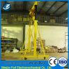 Guindaste de pórtico ajustável da altura da roda de sem-fim de FT3-03 Ce/ISO9001with