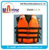 Equipamento marinho do salvamento da veste de vida da veste do trabalho