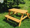 يطوي خشبيّة خارجيّة كرسي تثبيت وطاولة [إكسغ] 012