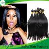 Estensione non trattata diritta serica dei capelli umani di vendita calda pazzesca 100%