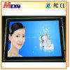 Diodo emissor de luz magro de suspensão do acrílico Backlit anunciando a caixa leve (CSH01-A2L-103)