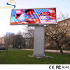 1024 x 1024mm Iron Cabinet Outdoor LED Display P8 Wholesale Price