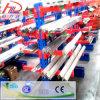 Cremalheira ajustável resistente do modilhão do armazenamento do armazém