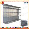 Изготовленный подгонянный стеллаж для выставки товаров супермаркета сверхмощный (Zhs217)