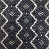 Tessuto elastico del merletto di disegno novello del reticolo per il vestito