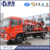 Puits d'eau et foreuse montés par camion de forage (HFT220)