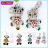 Jewelry Pendant를 위한 Hight Quality Gems Tone Bear Charm