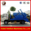 Roll off Garbage Truck 6ton/6m3のEuro4 Roll