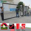 Grande retrato das portas de dobradura, grande projeto das portas de dobradura da abertura