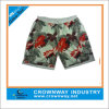 High Quality (CW-B-S-25)를 가진 작은꽃 Fashion Customized Beach Short