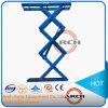 Scissor la plataforma de la elevación de vector de elevación (AAE-SJG0789)
