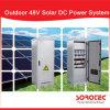rifornimento di corrente continua Solare 48VDC MPPT incorporato per la torretta di telecomunicazione