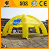 Inflatable giallo Spider Tent con 6 Legs (BMTT16)
