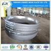 Montures principales ellipsoïdes bombées de tube de pipe d'acier du carbone
