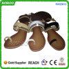 Самые лучшие продавая женщины сандалий Китая оптовые плоские (RW25813)