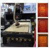 6kw Spind CNC 금속 섬유 아크릴 목제 절단 기계장치