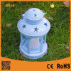 Förderung BS10 New Colorful Windproof Camping Lantern Decorative Hurricane Lantern mit LED Candle