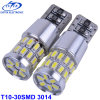 Lampadina automatica dell'indicatore luminoso T10 30SMD 3014 Canbus LED dell'automobile di illuminazione LED del LED