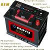 DIN75 12V 75ah gedichtete Mf Leitungskabel-saure Selbstautobatterie