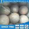 30mm 스페셜 강철은 ISO9001를 가진 공을 위조했다