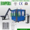 Máquina plástica aprobada del moldeo por insuflación de aire comprimido de la botella del Ce/máquina que sopla de la botella