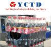 Máquina de embalagem automática do envolvimento de psiquiatra da luva do frasco (YCTD-YCBS45)
