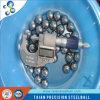 Bola de acero 3/4 '' G1000 de carbón para resbalar el carril