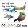Anti-Cortar los guantes de acero del acoplamiento del metal del acoplamiento Gloves/Oyster Gloves/Stainless del metal