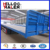 40 Fuß Tri-Axle Flatbed Truck mit Head Board