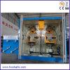 De verticale Dubbele Rug van de Spoel & Draai 500 en Bundelende Machine