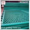 Aço MEADOS DE engranzamento expandido revestido PVC do metal