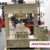 Machine de presse de pneu de chariot élévateur de la presse Tp80 de pneus pleins de chariot élévateur