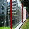 PVC-Überzogener Wrie Ineinander greifen-Zaun (YND-PC-01)
