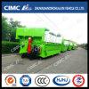Cimc Huajun Dump Truck (con la tenda del coperchio)