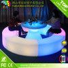 Mobília luxuosa do diodo emissor de luz/mobília moderna da sala de estar do diodo emissor de luz