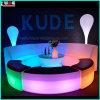 リモート・コントロールの2017組の新しいLEDの照明テラスの家具セット