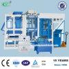 Bloco concreto do cimento que faz a máquina (QT12-15)