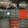Baumaterial strich galvanisierte Farben-Stahlplatte/Ring PPGI vor