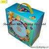 電子表示包装のペーパー/色刷のハンドルのギフト用の箱(B&C-I009)