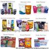 Varios bolsos promocionales del empaquetado plástico