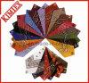 Bandana coloré personnalisé de Paisley de coton d'impression
