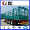 Hochleistungs3 Axles Fence Trailer für Sale