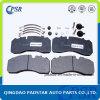 Fabricantes da almofada de freio da alta qualidade com o certificado do ECE R90