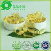 Vista del contrassegno privato che protegge Omega 3 capsule dell'olio di pesce