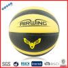 Bester Verkaufs-Standardgröße PU-Basketball mit Firmenzeichen-Drucken